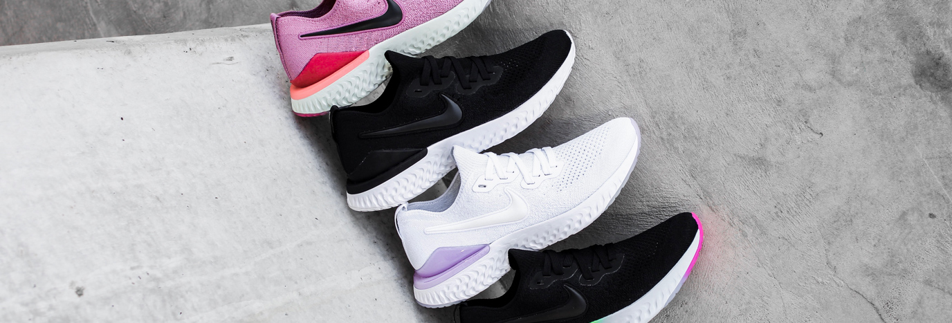 INSTANT GO: NIKE EPIC REACT FLYKNIT 2