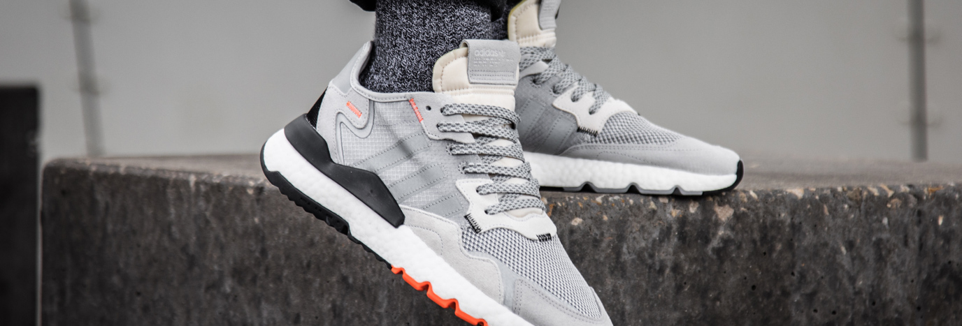 LAUNCHING: ADIDAS ORIGINALS NITE JOGGER BOOST | JD Sports